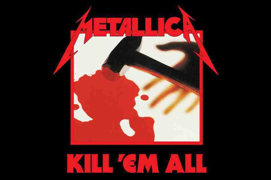Metallica -kill 'em all
