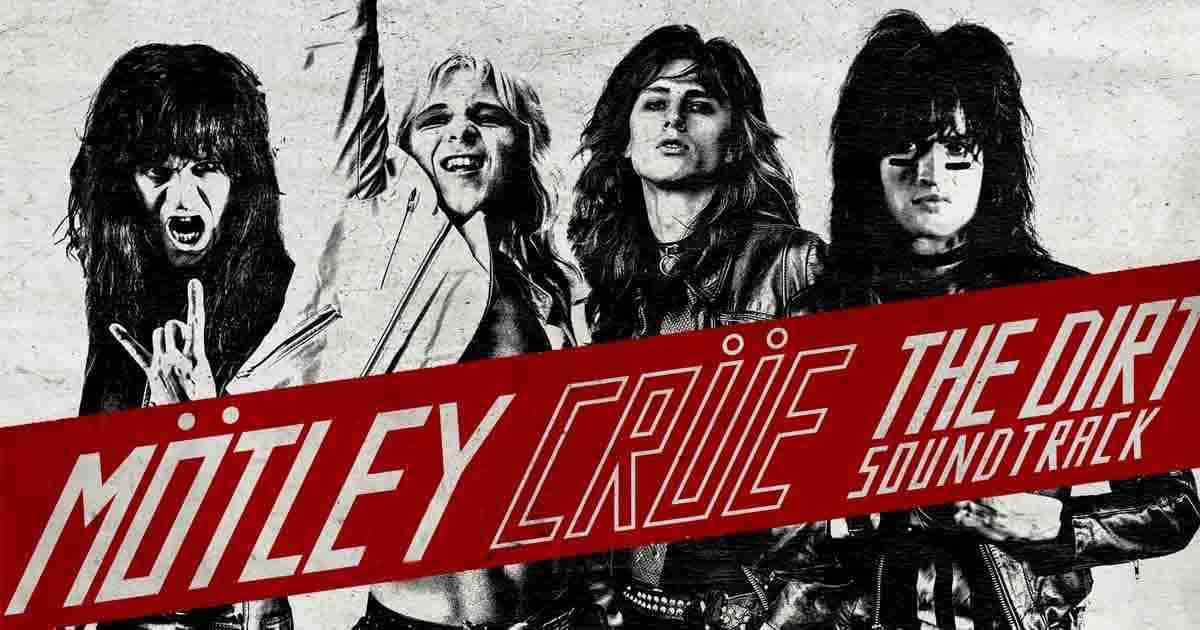 Mötley Crüe - The dirt