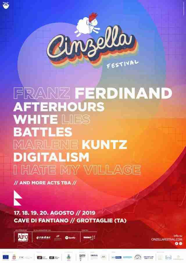 Cinzella Festival 2019