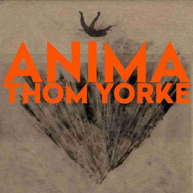 Thom Yorke - Anima (copertina)