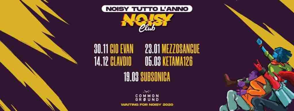 Noisy Club
