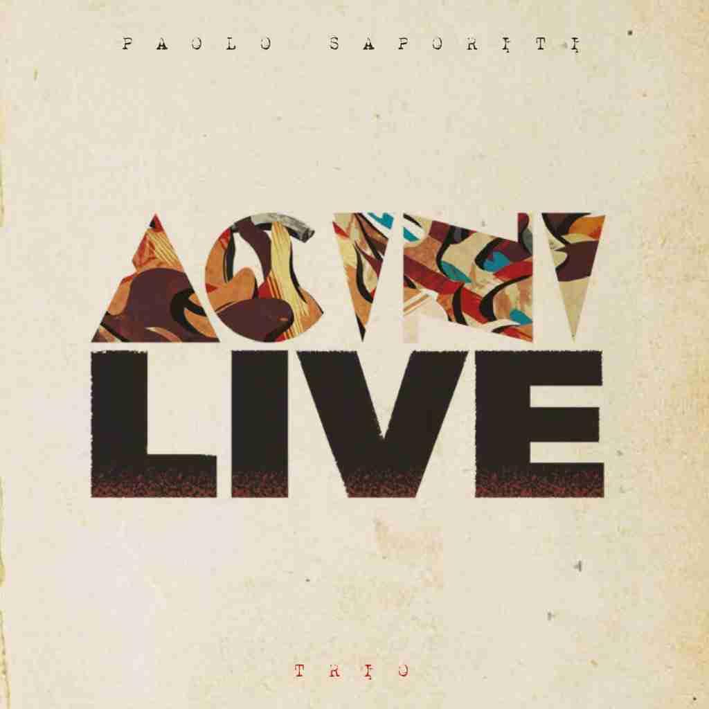 Acini Live Trio - Copertina