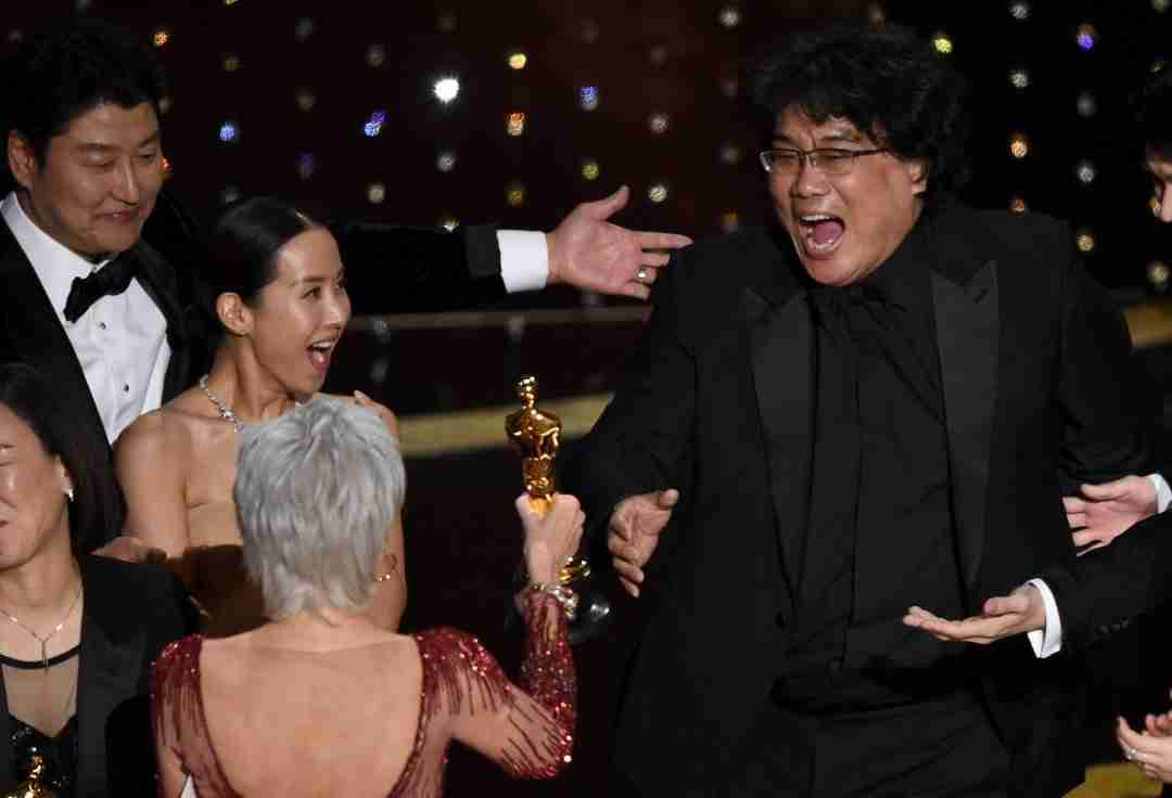 Premiazione Oscar 2020