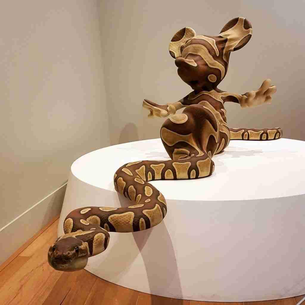 Mickey Snake
