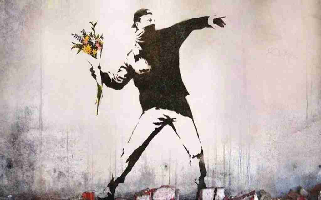 Rage, Flower Thrower o Love is in the air