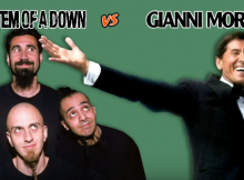 System of a down VS Gianni Morandi