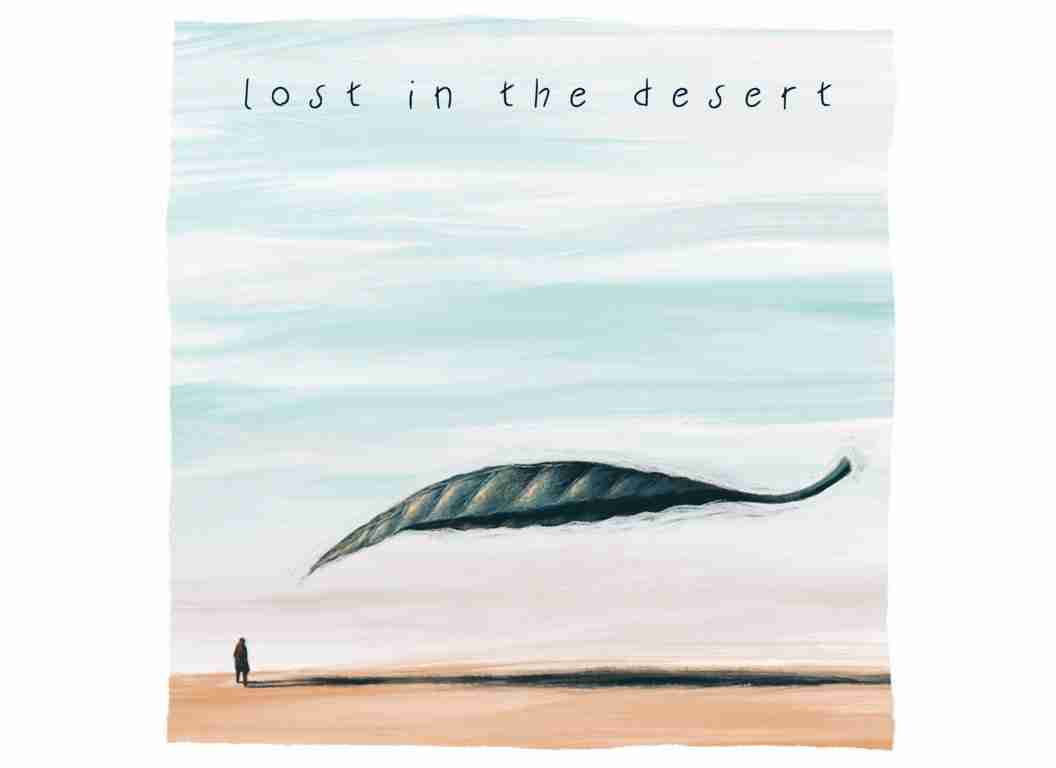 lost in desert