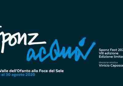 Lo Sponz Fest 2020 si farà: Dal 25 al 30 agosto in Alta Irpinia, ma non solo, andrà in scena il Festival ideato e diretto dal maestro Vinicio Capossela.