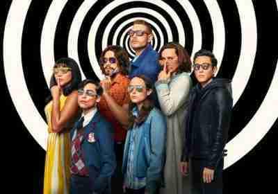 The Umbrella Academy è una serie tv statunitense fantasy e drammatica distribuita da Netflix.
