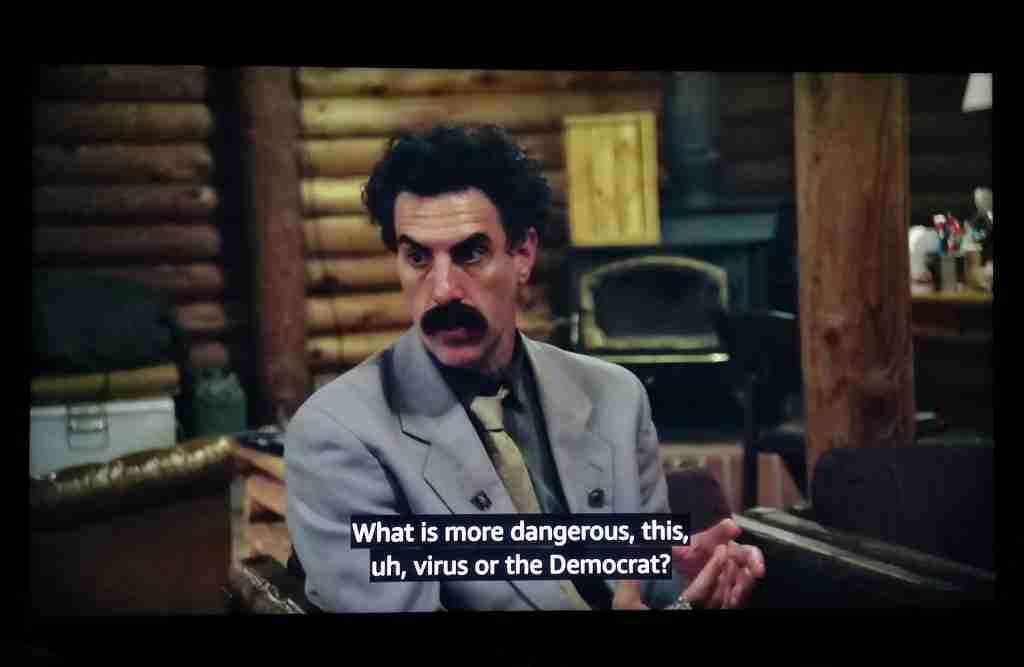 Borat - Dal Gulag all'America