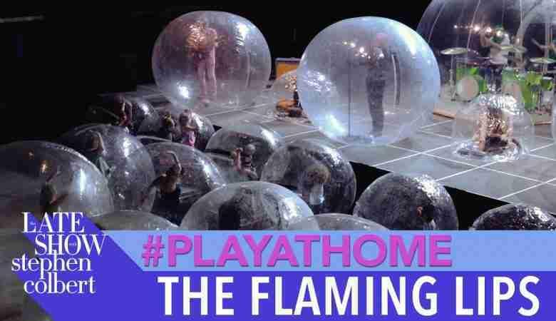 Bubble concert