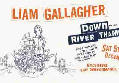 Liam Gallagher Down By The River