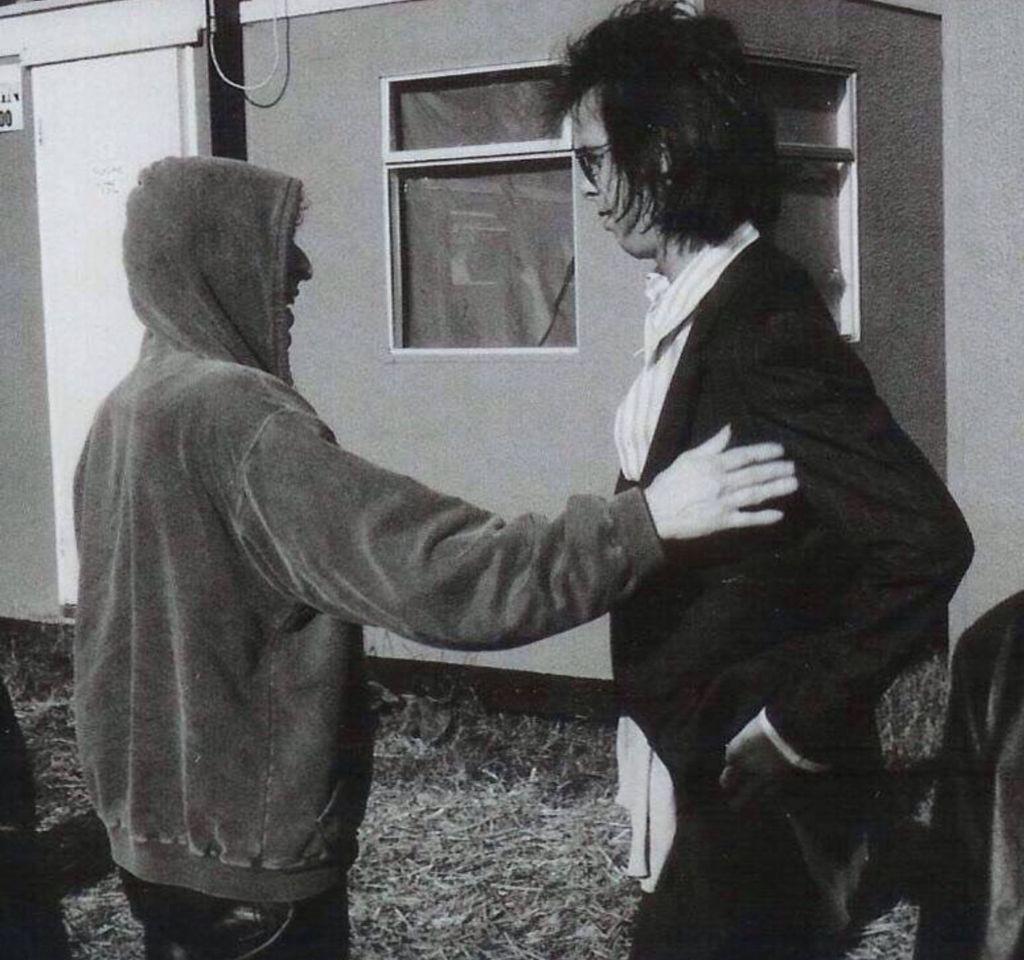Nick Cave Bob Dylan