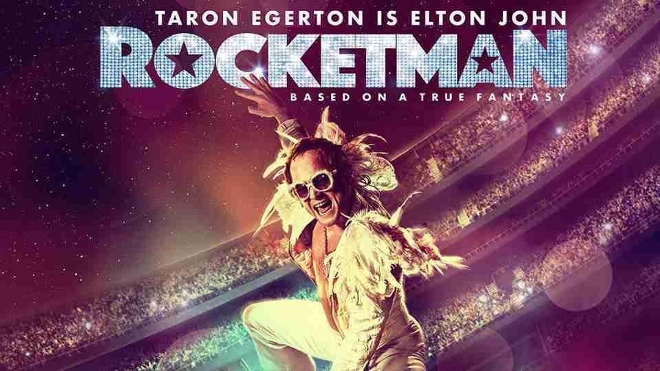Rocketman su Netflix a gennaio 2021