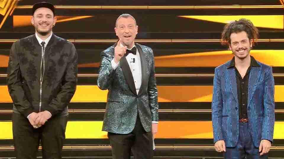 Sanremo 2021, Davide Shorty e Wrongonyou vanno in semifinale
