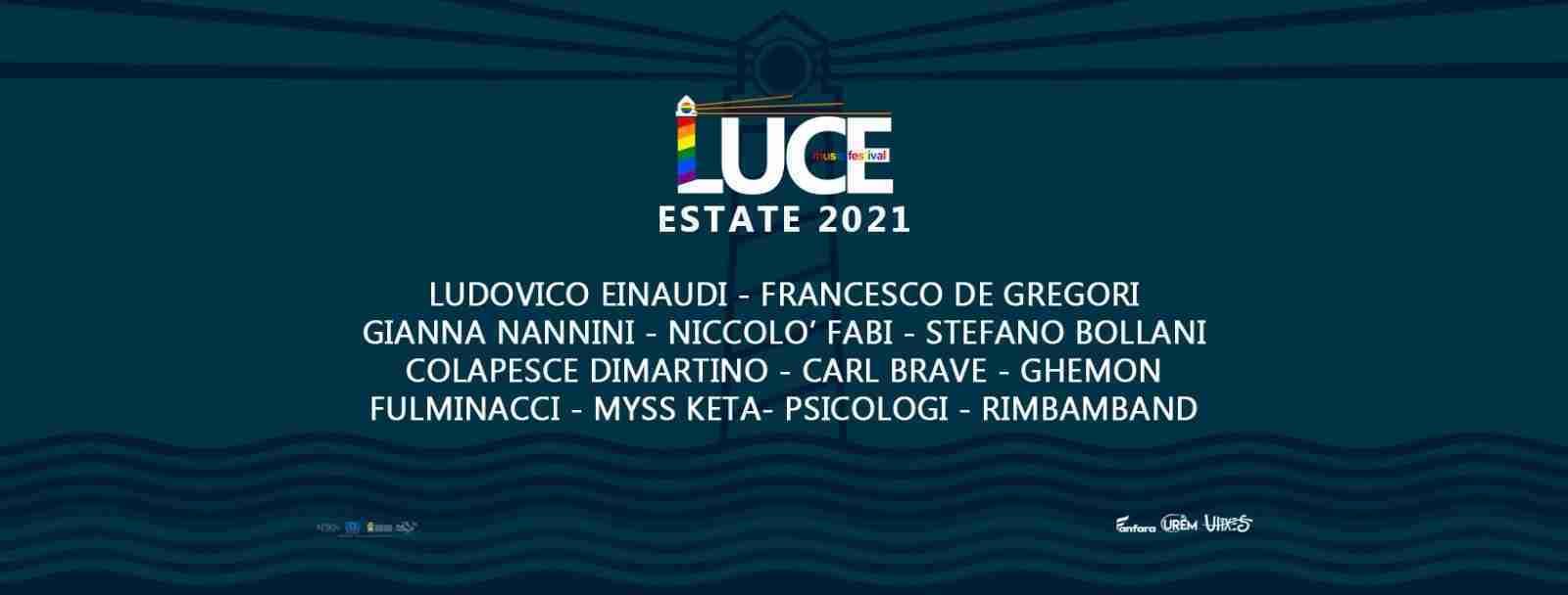 Luce music festival 2021