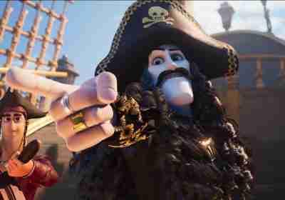 Capitan Sciabola e il Diamante magico