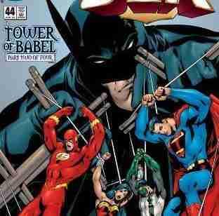 Justice League – La Torre di Babele