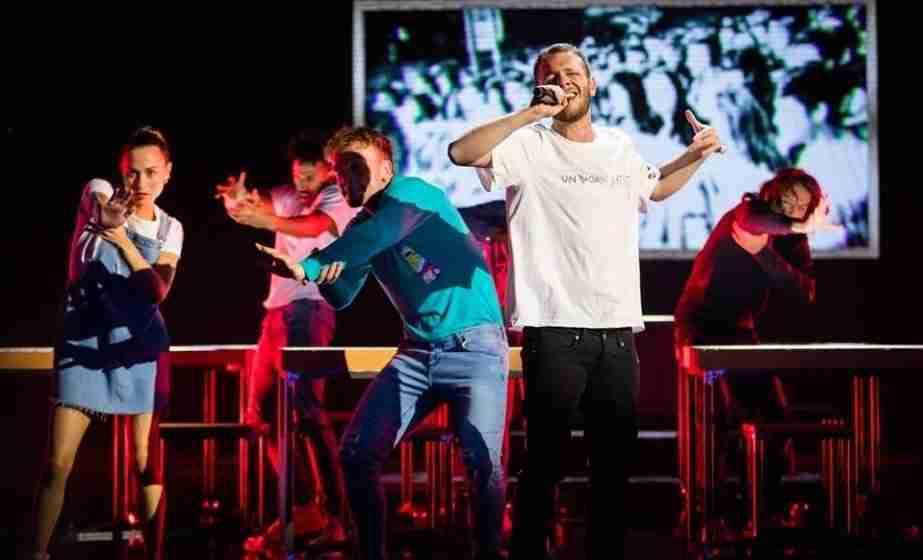 X Factor 2018 Anastasio