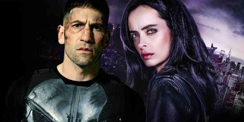 Jessica Jones e The Punisher