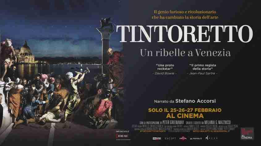 Tintoretto. Un Ribelle a Venezia