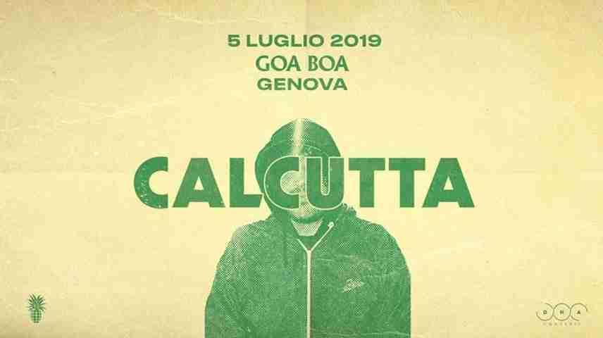 Goa Boa Calcutta