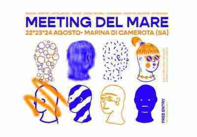 Dal 22 al 24 Agosto 2020 torna il Meeting del mare con la XXIV edizione