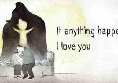 Se succede qualcosa vi voglio bene