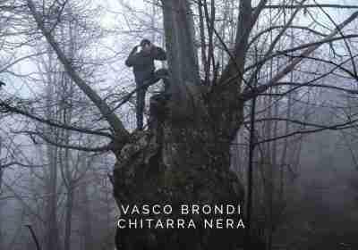 Vasco Brondi Chitarra Nera